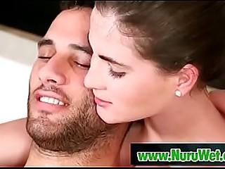 Hot teenie masseuse blowjobs