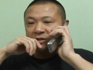 Ai Kurosawa in uniform rubs hairy and gets sucked cock in