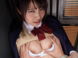 Makoto Toda Silently Dragging her into the Storage Room and Raping Her Part 1 - SexLikeReal