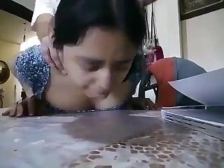 Very innocent girl fucked hard by teacher