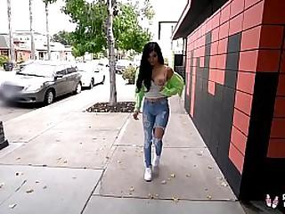 Real Teens - Hot Latina Petite Teen Fucked At Casting
