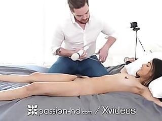 PASSION-HD BDSM babe loves it rough